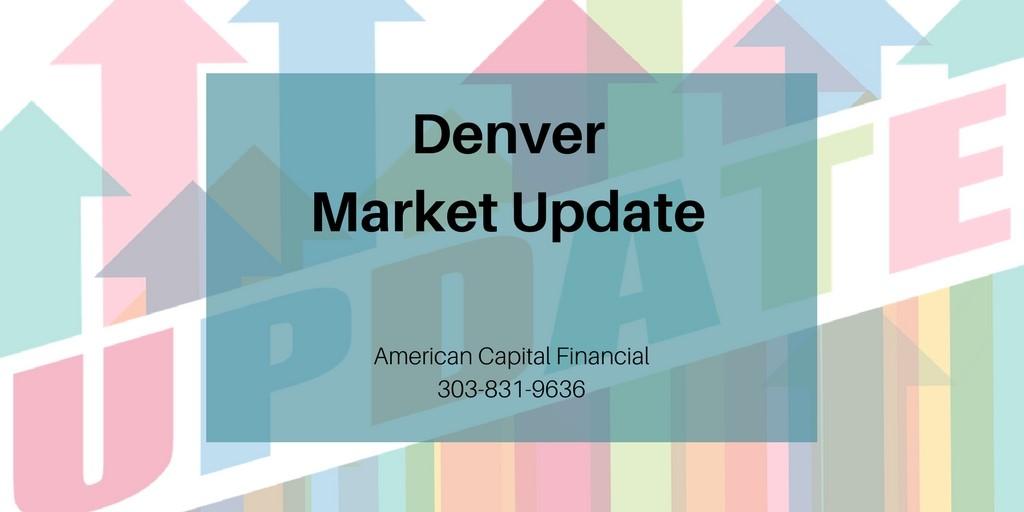 Denver Real Estate Market Update Archives - American Capital